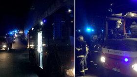 V Ejpovickém tunelu došlo k požáru.