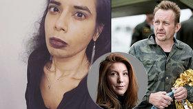 Ruská umělkyně si vzala dánského vynálezce, který ve své ponorce brutálně zavraždil švédskou novinářku.