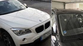 Drama na Písecku: Policie střelce (35) z BMW vyšetřuje z pokusu o vraždu!