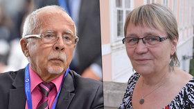 Podle Šabatové není Křeček vhodným adeptem na ombudsmana. Benešová by jej brala