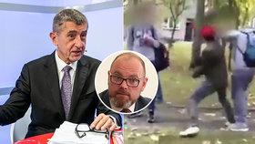 Premiér Babiš upozornil na problémy s nezvladatelnými dětmi, ministr školství Plaga plánuje změnu zákona (oba ANO)