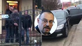 Generálního prokurátora na Slovensku zadržela NAKA: Zneužíval pravomoci?