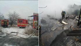 Při tragickém požáru v Košicích zemřely tři děti (†1-†3)