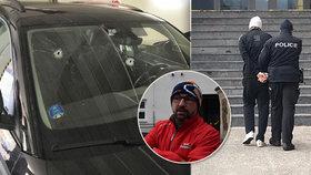 Střelec z BMW zastavil u stadionu v Písku: Trenéři před ním ukryli 50 dětí!