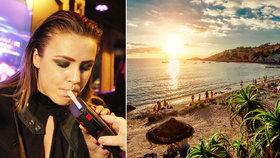 Vláda Baleárských ostrovů přijala dekret proti pijácké turistice