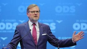 29. kongres ODS: Proslov předsedy strany Petra Fialy (18.1.2020)
