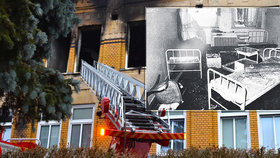 V ústavu v Měděnci nedaleko Vejprt se před pětatřiceti lety udála podobná tragédie.