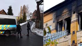 Hrdinný policista zachránil z domova pro mentálně hendikepované 10 lidí.