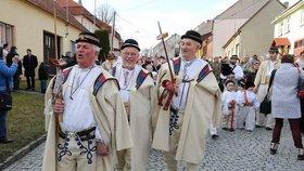 Masopustní masky v Česku