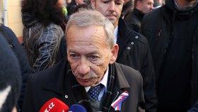 Zemřel Jaroslav Kubera, předsedovi Senátu bylo 72 let. Šlo o náhlou příhodu