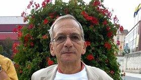 Zesnulý šéf Senátu Jaroslav Kubera a jedna z mála fotek z jeho facebooku, kde nebyl příliš aktivní.
