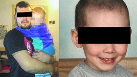 Týraný Martínek (4), kterého málem zabil otec. Co s chlapcem bude po návratu z nemocnice?