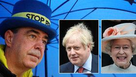 Británie se s EU brzy rozvede. Čeká se jen na podpis královny Alžběty II.