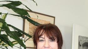 Simona Zábranská, ředitelka Klubu nemocných cystickou fibrózou, doufá, že se její dcera uzdraví.