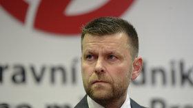 Generální ředitel pražského Dopravního podniku Petr Witowski.