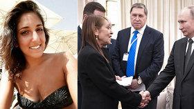 Putin v Izraeli promluvil i s matkou mladé Naamy, odsouzené v Rusku za pašování drog.
