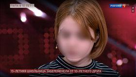 Dáša údajně otěhotněla s 10letým Ivanem.
