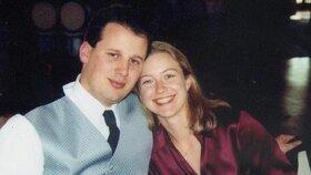 Anthony Todt s manželkou ve šťastnějších dobách