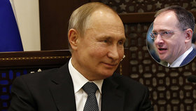 Vladimir Putin udělal z exministra kultury Medinského svého poradce.