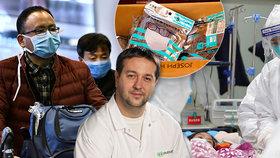 Očkování není jistota. A koronavirem se můžete nakazit i přes oči, varuje epidemiolog.