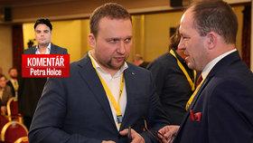 """Komentář: Lidovce má spasit """"traktorista"""" Jurečka. S kým bude po volbách tancovat?"""