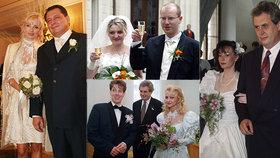 Rozvod mají za sebou všichni předsedové ČSSD. Hamáček není výjimkou. Manželství se rozpadlo i Grossovi, Špidlovi nebo Paroubkovi se Sobotkou.