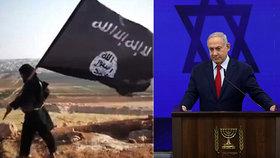 """""""Židé musí vrátit to, co muslimům ukradli."""" ISIS mění cíl boje, zaměří se na Izrael."""