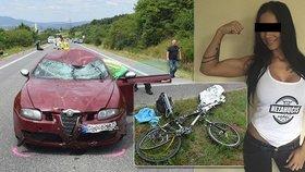 Slavná fitnesska Lucie (28) autem zabila dva lidi: Od soudu odešla s podmínkou!