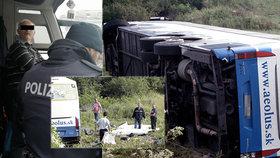 Zabil jste mi matku! Branislav konfrontoval řidiče autobusu, který zavinil smrt turistů v Srbsku.