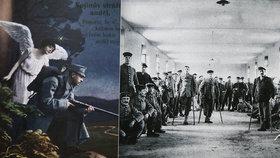 Španělská chřipka na konci Velké války
