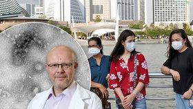 Hrozby, které koronavirus může přinést zhodnotil lékař a politik Vlastimil Válek (TOP 09).