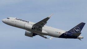 Lufthansa přeruší do 9. února veškerá letecká spojení s Čínou kvůli koronaviru.