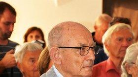 Bývalý československý ministr obrany Luboš Dobrovský