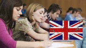 Pár měsíců bude studijní program Erasmus+ ve Velké Británii fungovat běžně. Ale delší výhled není jistý (ilustrační foto)