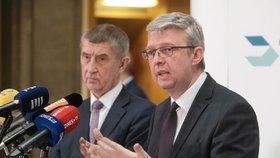 Ministerstvo dopravy vede Karel Havlíček (za ANO). Babiš ho uvedl do úřadu 24.1.2020