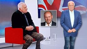 Bývalý prezident Václav Klaus to opět podle stylisty přepískl s výběrem kalhot. Po upnutých jeansech si vzal další výstřední model, který prý ale neodpovídá jeho věku a postavení.