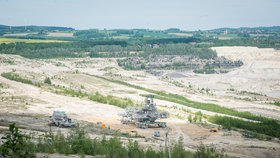 Hnědouhelný důl Turów se má rozšířit k českým hranicím.