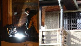 V Choceradech došlo k dalšímu vloupání do rodinných domů.