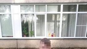 Ivan (10) je údajným otcem dítěte. Podle lékaře je však ještě neplodný.
