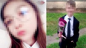 Dáše (14), která má čekat dítě s Ivanem (10), umírá maminka.