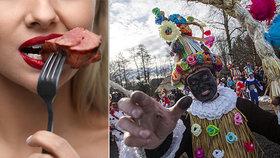 Milovníci masa by si měli nechat zajít chuť, tedy v případě, že rádi dodržují tradice. Postní období je totiž za rohem