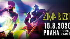 Limp Bizkit vystoupí v Praze 15. srpna 2020.