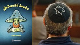 Knihkupectví prodávalo antisemitskou knihu.