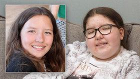 Lily zemřela krátce poté, co se vybral dostatek financí na experimentální léčbu.