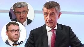 Babiš o superministrovi Havlíčkovi i exministrovi Kremlíkovi v pořadu Blesku Ptám se, pane premiére