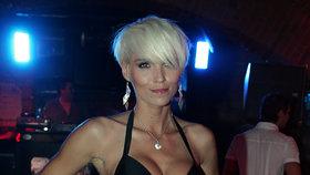 Hana Mašlíková před operací