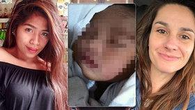 Žena chtěla propašovat dítě do letadla v kabelce! Celníci ji zadrželi