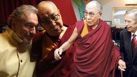 Významný milník nejen pro Tibet. Dalajlama byl vysvěcen před 80 lety
