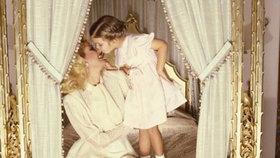 Ivanka Trumpová na svém instagramu sdílela fotky s matkou.