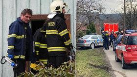V obci Rozstání byla v domě nalezena radiační látka.